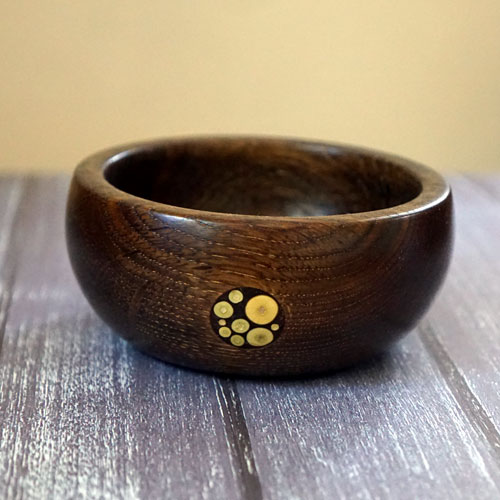 Mini Walnut Bowl
